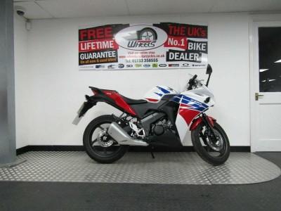Image of Honda CBR125R