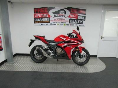 Image of Honda CBR500RAJ