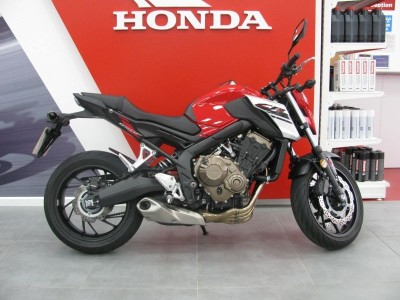 Image of Honda CB 650 FA-H