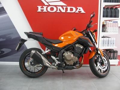 Image of Honda CB 500 FA-H