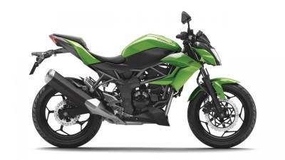 Image of Kawasaki Z250 SL