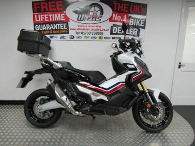 Image of Honda ADV750H