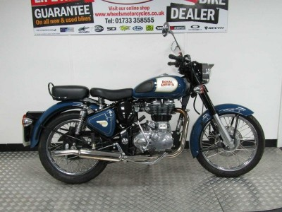 Image of Royal Enfield Bullet Classic EFI