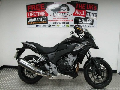 Image of Honda CB 500 XA-D