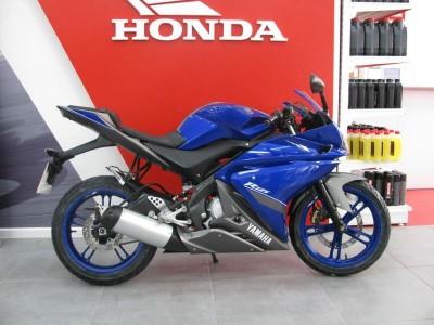 Image of Yamaha YZF R125