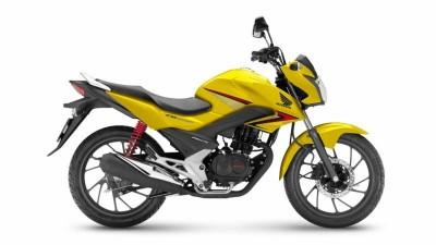Image of Honda CB125F