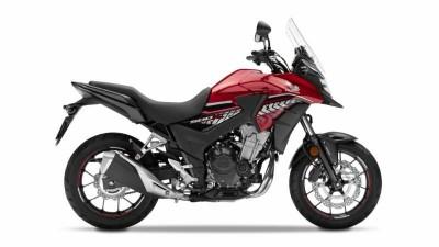 Image of Honda CB500F