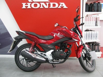 Image of Honda GLR 125 1WH-F