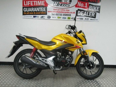 Image of Honda GLR1251WHH