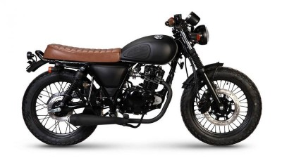 Image of MUTT MONGREL 125