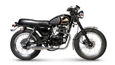 Image of MUTT IMPERIAL ROADSTER 125