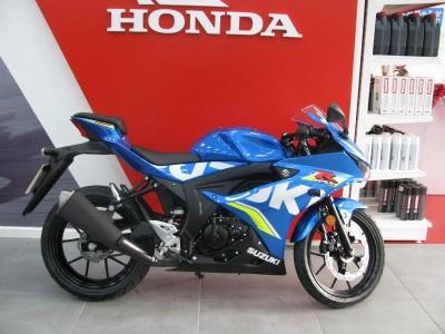 Image of Suzuki GSXR125XAL8