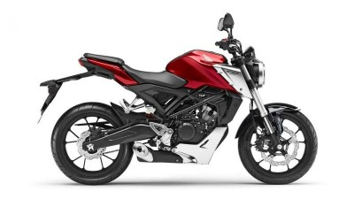 Image of Honda CB125R