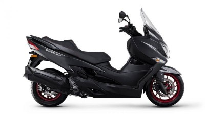 Image of Suzuki BURGMAN 400 L2