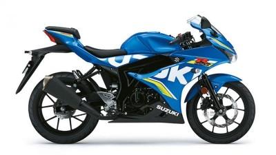 Image of Suzuki GSX-R125 MOTO GP