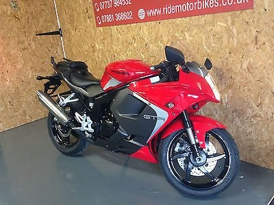 Image of Hyosung GT-R 125 Supersport
