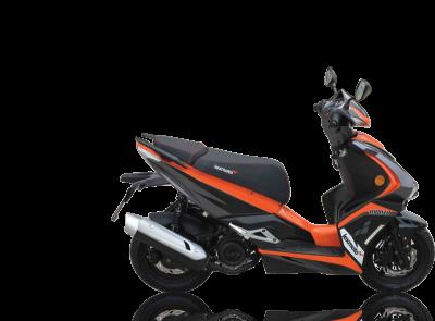 Image of Lexmoto monza 125cc EFI