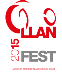 Bike Catcher at the Llan Bike Fest this weekend 1st & 2nd August