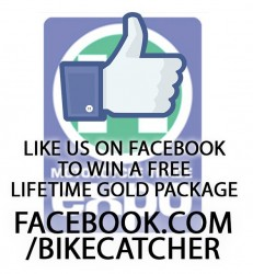 Celebrate the launch of Bike Catcher and Win