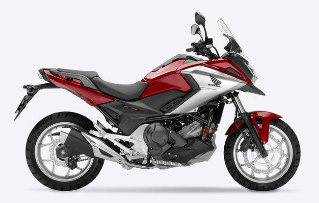Honda NC750X Review