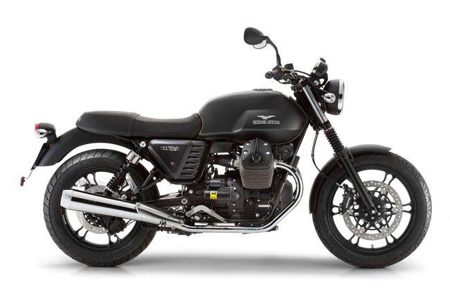 Moto Guzzi V7 Stone II Review