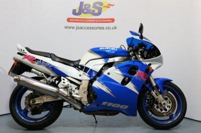 Image of Suzuki GSXR1100-WP