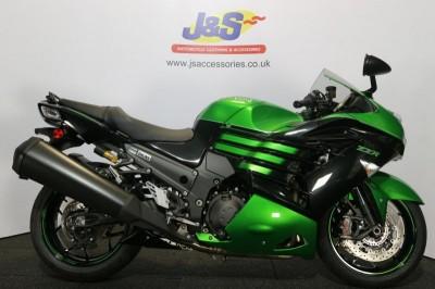 Image of Kawasaki ZZR1400-JGF