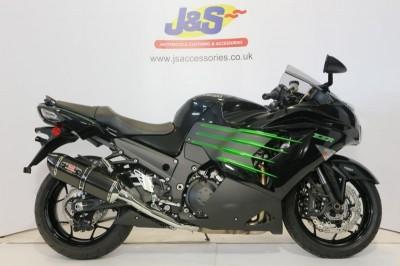 Image of Kawasaki ZZR1400 2017