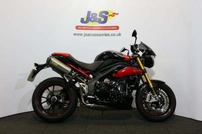Image of Triumph Speed Triple R 1050