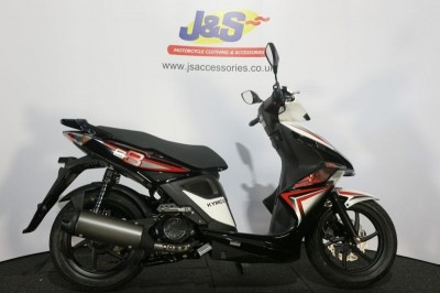 Image of Kymco Super 8 125