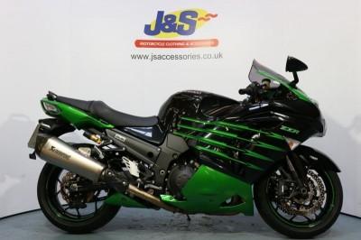 Image of Kawasaki ZX 1400 Fffa ABS Performa