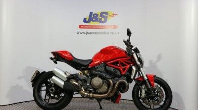 Image of Ducati Monster 1200 ABS