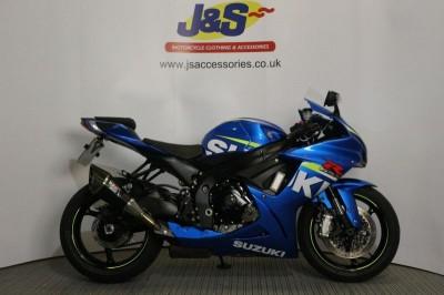 Image of Suzuki Gsxr 600 L5