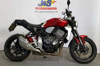 Image of Honda CB 1000 RA-J