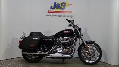 Image of Harley-Davidson XL 1200 T Superlow Sports