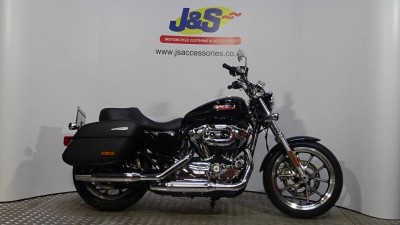 Image of Harley-Davidson XL 1200 T Superlow Sports