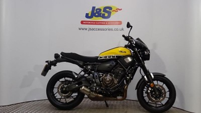 Image of Yamaha XSR 700 ABS