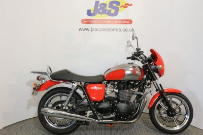 Image of Triumph Bonneville 865