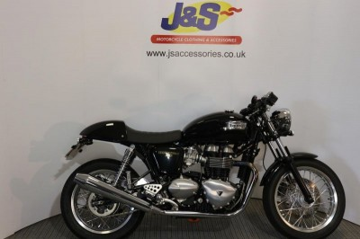 Image of Triumph Thruxton