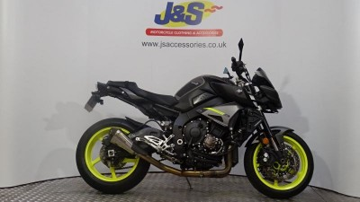 Image of Yamaha MT-10 MTN1000