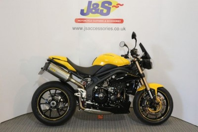 Image of Triumph Speed Triple 94