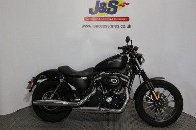 Image of Harley-Davidson Iron 883 XL N 13