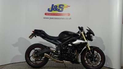Image of Triumph STREET TRIPLE ABS