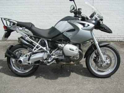 Image of BMW R1200GS