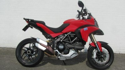 Image of Ducati Multistrada 1200