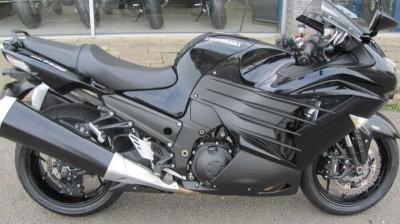 Image of Kawasaki ZX1400FDF