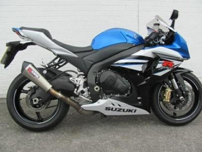 Image of Suzuki GSXR1000L4