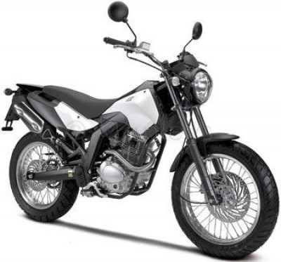 Image of Derbi SM125 4T