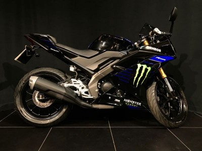 Image of Yamaha YZF-R125