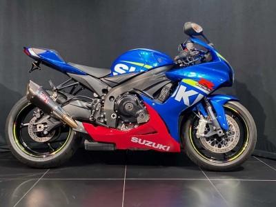 Image of suzuki GSXR600